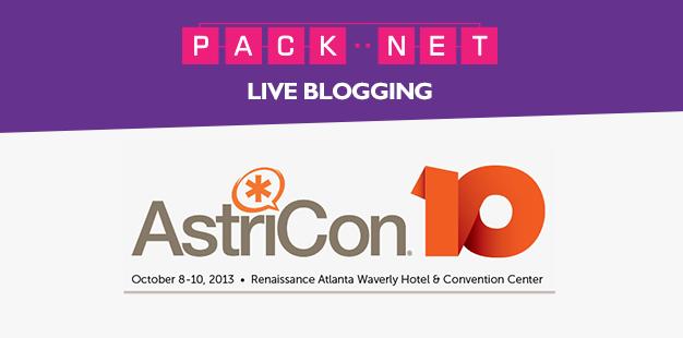 PackNet will be live blogging from Astricon 2013 from October 8-10