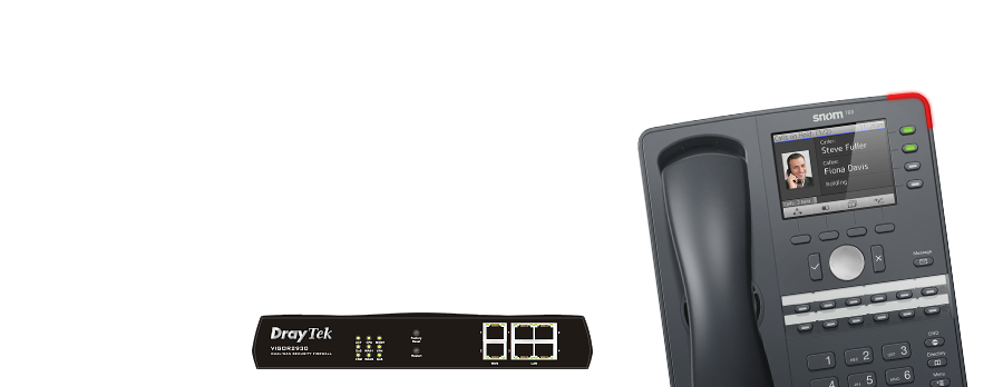 Diagram illustrating SIP Trunking