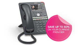 Save up to 50% on your current VoIP Provider