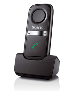 Gigaset L410 - Hands-free clip for cordless phones