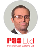 Graham Whitehouse Sales & Commercial Manager PAS Ltd