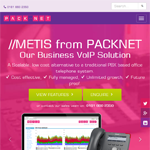 PackNet launches its new responsive website