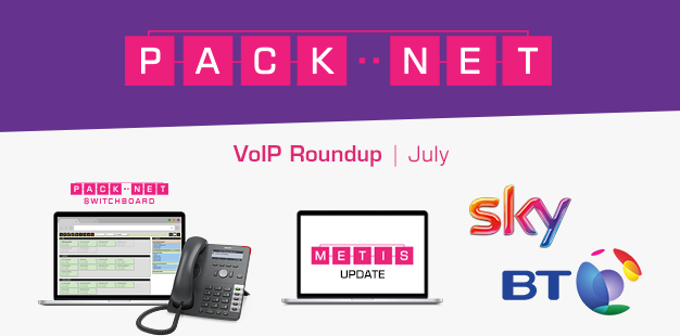 PackNet VoIP Roundup July