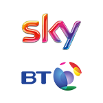 Sky and BT