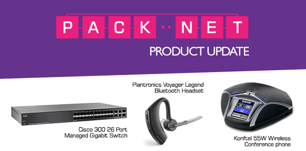 New Items Added to our Hardware Range - Packnet