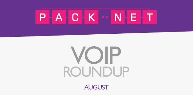 VoIP Roundup August 2015