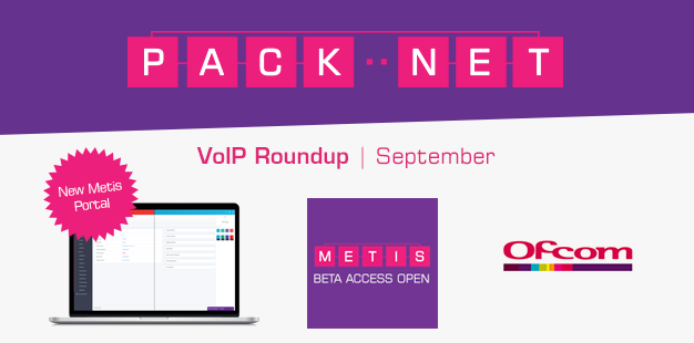 Packnet VoIP Roundup September 2015