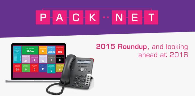 PackNet 2015 Roundup
