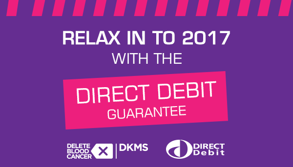 Packnet will donate £10 to Delete Blood Cancer UK for every customer who switches to Direct Debit