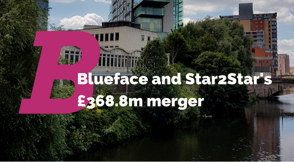 Blueface and Star2Star's £368.8m merger