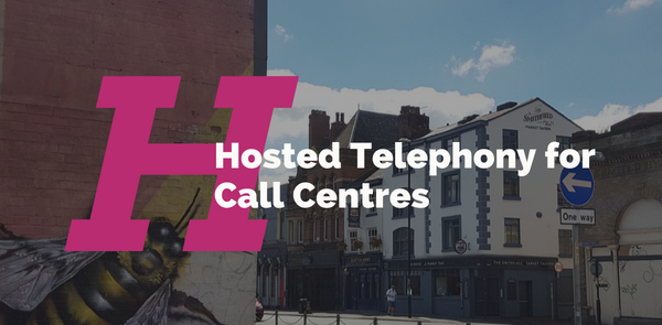 Hosted Telephony for Call Centres