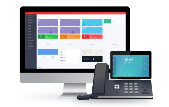 Packnet Hosted Telephony