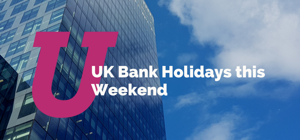 UK Bank Holiday Weekend (Easter)